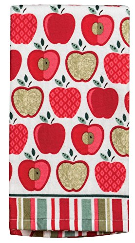 Kay Dee Designs R6600 Happy Apple Terry Towel