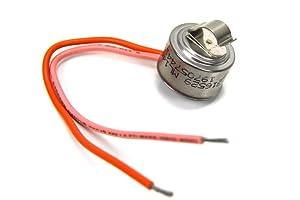 Defrost Thermostat WR50X10068 WR50X10015 PS1017716 for GE Refrigerators Bi Metal