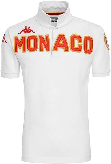 Kappa EROI AS Mónaco Camiseta Hombre