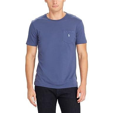 Ralph Coupe Shirt Ajustée Lauren Polo Marine Bleu Clairs kOPXuTiZ