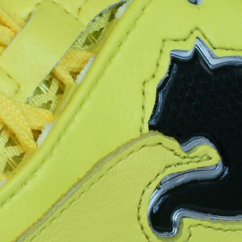 Puma Powercat 1.10 Rugby WC SG Hombres Botas de cuero de Rugby Yellow