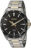 Seiko Men's 'Sport Watches' Quartz Stainless Steel Dress, Color:Silver-Toned (Model: SNE485)
