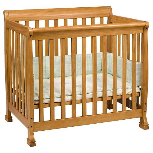 DaVinci Kalani Mini Crib Oak