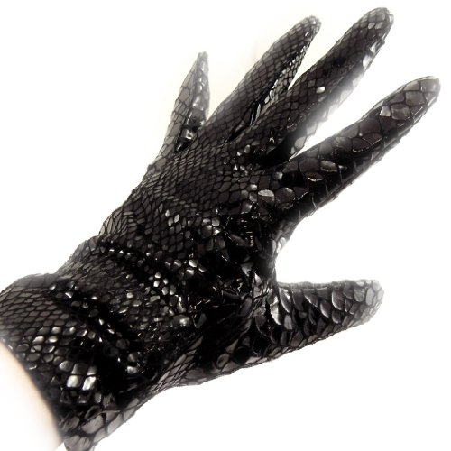 [リリーの宝 (Les Tresors De Lily)] (Scarlett コレクション) [K7582] 手袋 ブラック