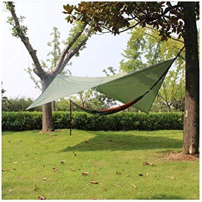 crayfomo Ultralight Tent Lona Impermeable Anti-UV Gran Verde ...