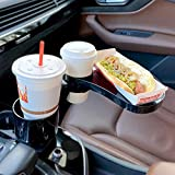 2CUPS Multiple Car Cup Holder Expander with