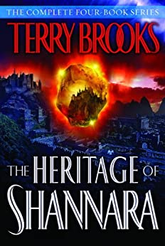 The Heritage of Shannara by [Brooks, Terry]