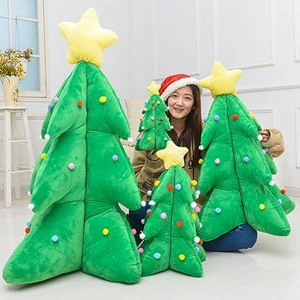 lecent lights singing christmas tree cushions pillow throw pillows sofa seat back cushion home - Singing Christmas Tree Lights
