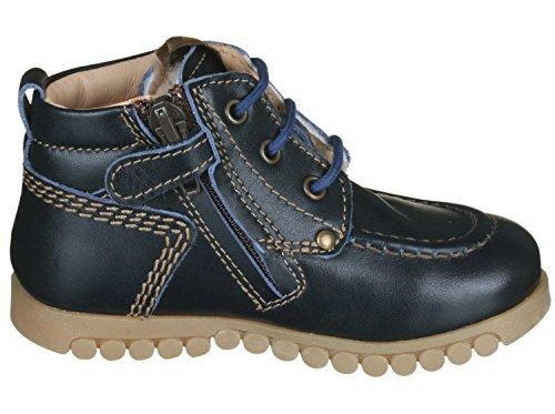 Ocra 610M Sneaker Lauflernschuhe Unisex-Kinder Blau (8836 nachtblau)