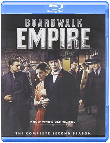 Blu-ray : Boardwalk Empire: The Complete Second Season (Boxed Set, Slipsleeve Packaging, , Digital Copy, 5 Disc)