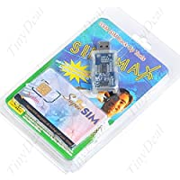 16-Number in 1 Copy Cloner Backup Sim Card with USB Card Reader Writer Software CD for Mobile Phones MTH-23894