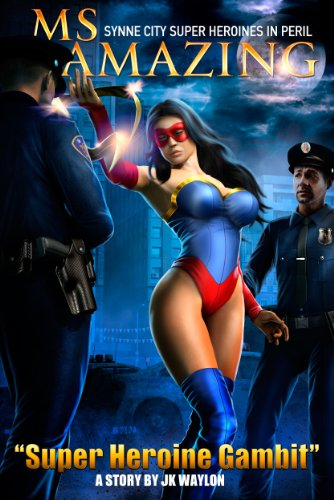 Superheroines and erotic peril