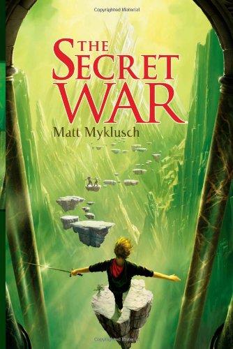 The Secret War (A Jack Blank Adventure)
