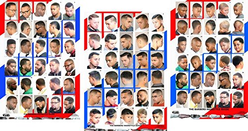 Barber Shop Posters in a Combo-Salon posters