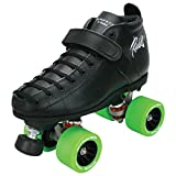 Riedell Roller 126 SheDevil (Black, 8 B/AA)