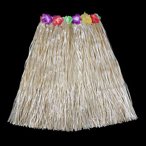 Party DIY Decorations - Hawaiian Costume Plastic Fibers