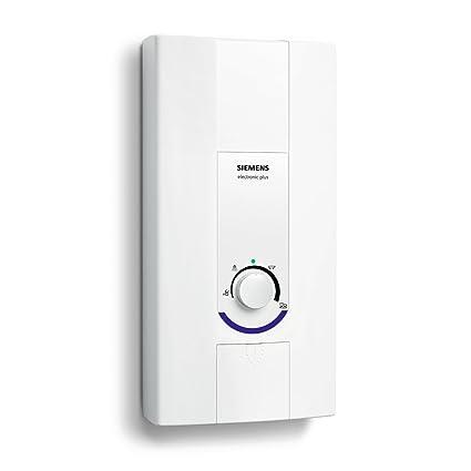 Siemens DE1518407 - Hervidor de agua (Sin depósito (instantánea), Vertical, Color