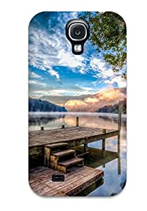 ZippyDoritEduard QdcAkvU237yRqXF Case For Galaxy S4 With Nice Lake Appearance