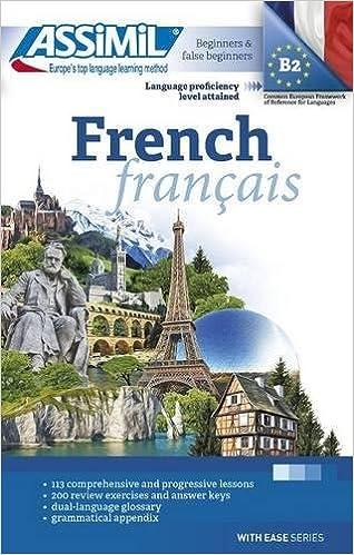 Assimil Le French Livre Book Francais Sans Peine