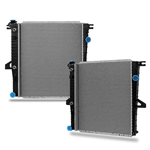 ford ranger 2002 radiator - 4