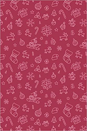 This Holiday Season Cute 6x9 Journal Lined Paper