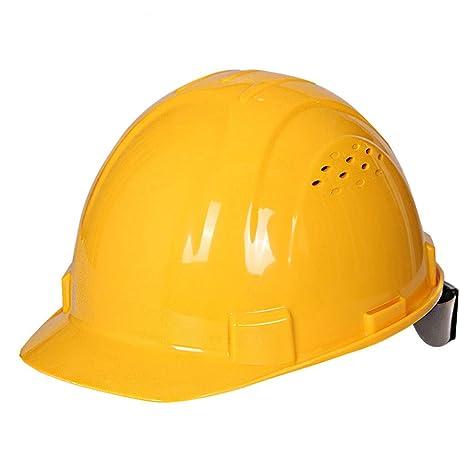 ZXW Casco- Casco de Seguridad Sitio de construcción Ventilación de liderazgo ABS Control de inundación