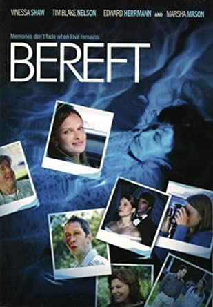 how to use bereft in a sentence