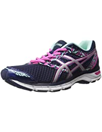 Women's Gel-Excite 4 Running Shoe, Blueprint/Silver/Mint,...