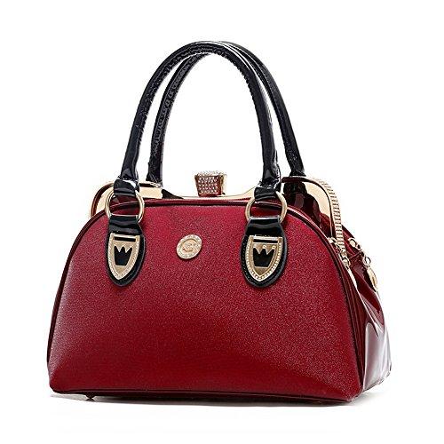 Air Fashion Gules Fashion Gwqgz Bag Black Ladies Elegante xXqpq4dOn