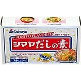 Shimaya Dashi Pulver Dashino Moto Würzpulver für Suppen 50g