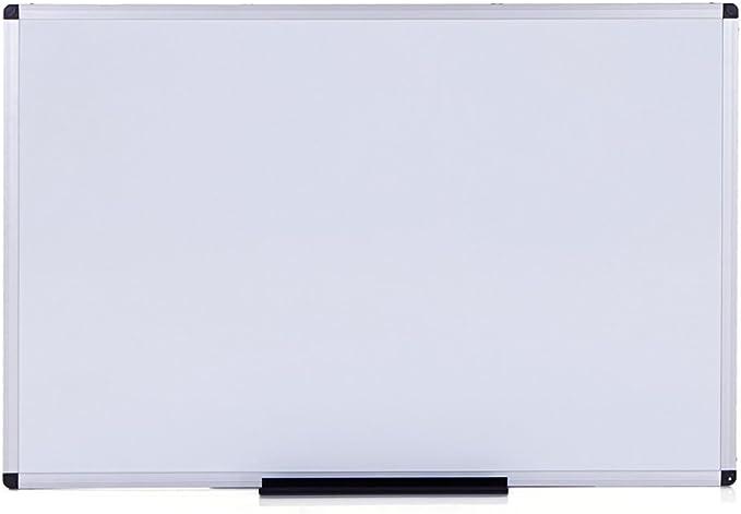 Ensemble tableau blanc magn/étique effa/çable /à sec 4 aimants 1 feutre effa/çable /à sec petit tableau blanc /à suspendre 30 x 40 cm pour la maison et le bureau 1 effaceur /à sec magn/étique