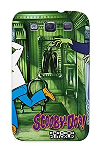 Hot New Scooby Doo Fred By Gentlemon Todd Case Cover For Galaxy S3 With Perfect Design