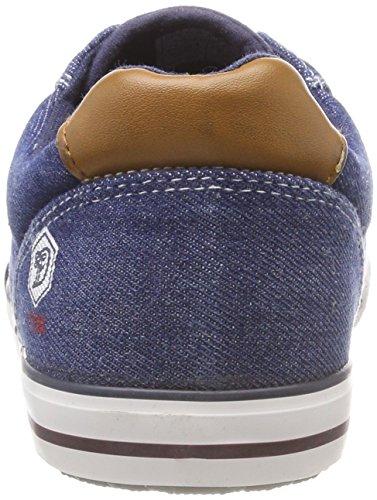 Uomo Tom Tailor Blu Sneaker Navy 4885601 w7tpqr7
