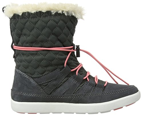 Helly Harriet Charcoal Off Snow White Hansen Ebony Women's Boots UrqU6w