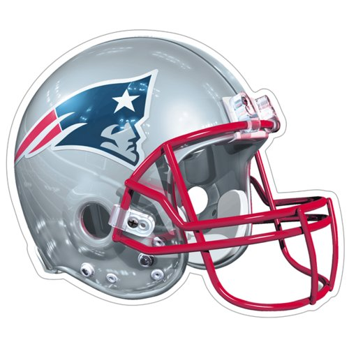 iots Logo Helmet Magnet (Pack of 1) (New England Patriots Helmet Logo)