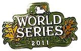 MLB St. Louis Cardinals 2011 World Series Champions Logo Pin