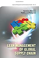 Lean Management of Global Supply Chain Front Cover