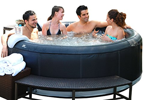 MSPA M-031S Premium Bubble Camaro Outdoor Spas by M-SPA