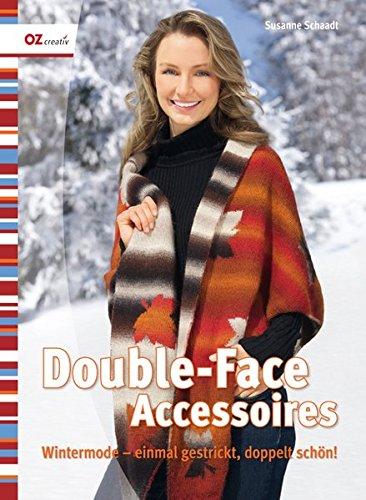 Double-Face Accessoires: Wintermode - einmal gestrickt, doppelt schön