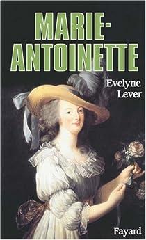 Marie Antoinette par Lever