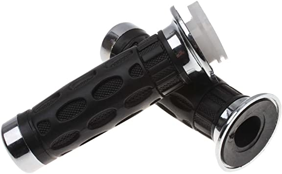 GOOFIT Universal 7//8 Handlebar Grips for 50cc 70cc 90cc 110cc 125cc 150cc 200cc 250cc Dirt Bike Scooter Moped Pit Bike Trail Bike