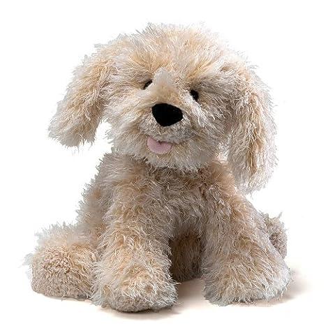 Gund Karina Labradoodle Dog Stuffed Animal - Gund White Teddy Bear