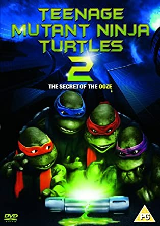 Teenage Mutant Ninja Turtles 2 - The Secret Of The Ooze DVD ...