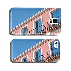 hollow house facade cell phone cover case Samsung S6