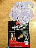 Rentokil Clothes Moth Killer Hangers Bild 1