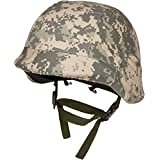 Tactical M88 ABS Tactical Helmet - With Adjustable Chin Strap by Modern Warrior (Digital Camo)