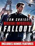 DVD : Mission: Impossible - Fallout (Includes Bonus Features)
