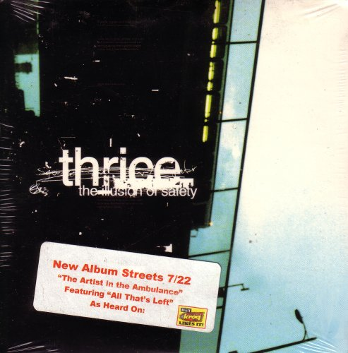 Thrice: The Illusion of Safety Ep (Betrayal Is a Symptom / See You in the Shallows / As the Ruin Falls / Identity Crisis)