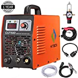 Plasma Cutter CUT50D 110V 220V Dual Voltage MOS Inverter Welder 45A Air Gas Cutting