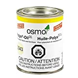 OSMO Polyx Hard Wax Oil 125ml Sample Size